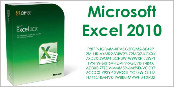 microsoft excel 2010 activation crack