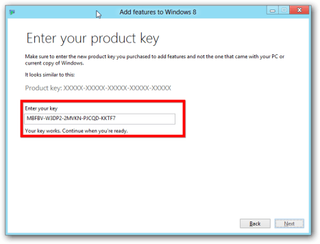 Windows productkey for Windows 07 product key