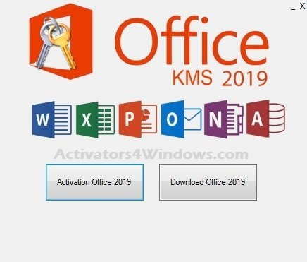 Office 2019 Activator Free for You 2019