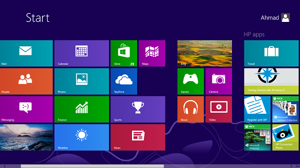 Descarga gratuita de Windows 8 desde Microsoft