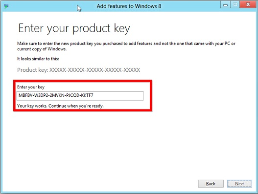 Free Windows 8 Product Key 2020 100% Working