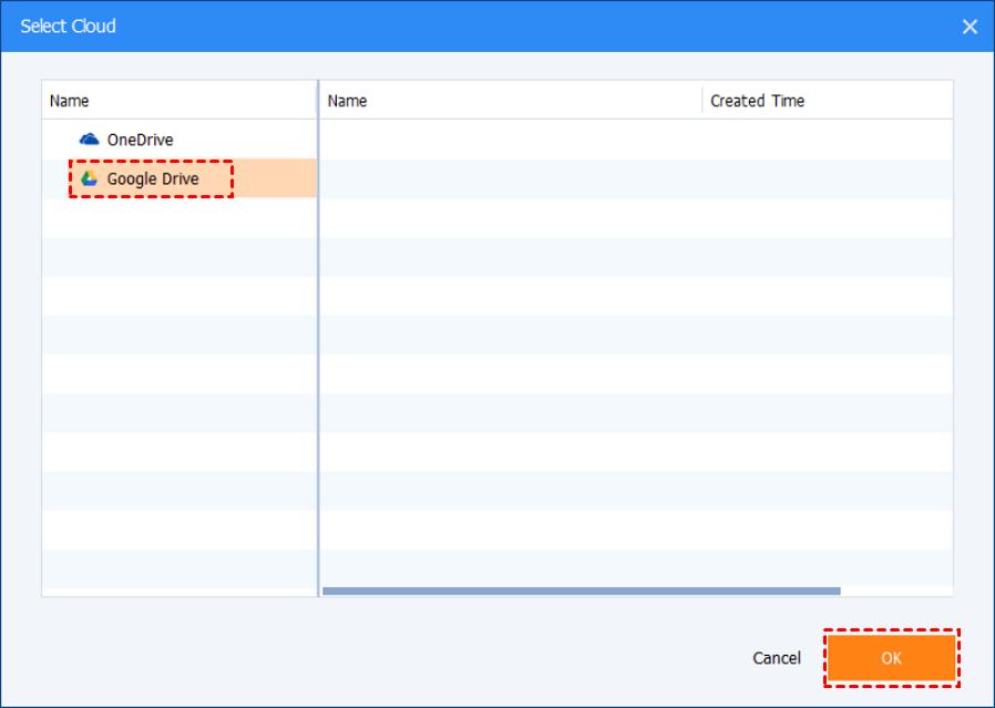 Cómo hacer una copia de seguridad de los archivos en Google Drive 232